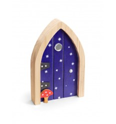 The Irish Fairy Navy Door