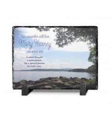 Memorial Slate - Lakeshore Image