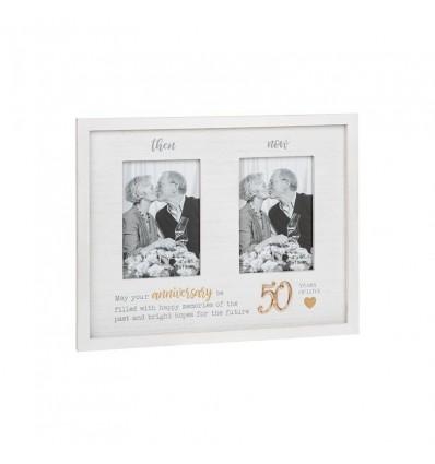 50 Year Wedding Anniversary Frame