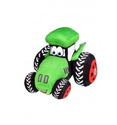 Tractor Plush Cuddly Toy