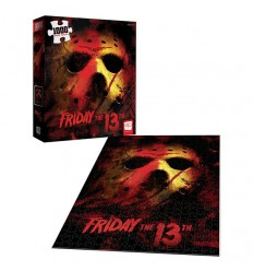 Friday The 13th Jigsaw Puzzle 1000 pieces