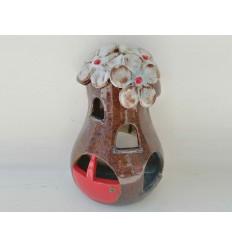 Fairy House Lichen Ceramic