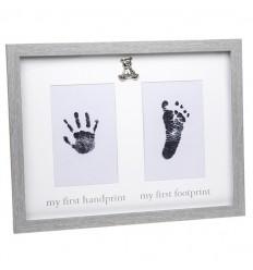 Baby First Hand & Footprint Frame