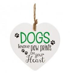 Dog Ceramic Plaque