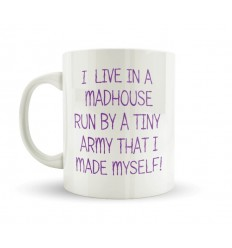 Madhouse Mug