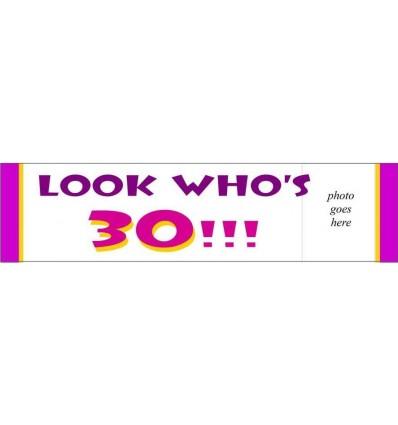 Birthday Banner 3