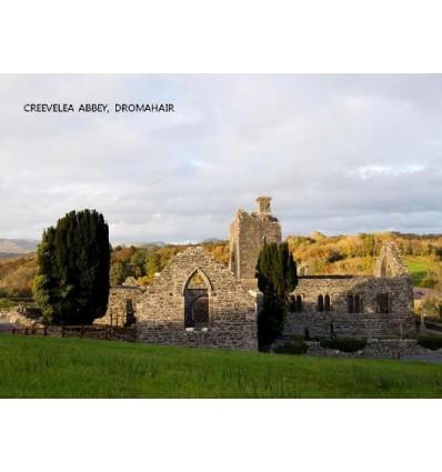 Creevelea Abbey blank card