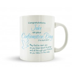 Confirmation Mug - Personalised