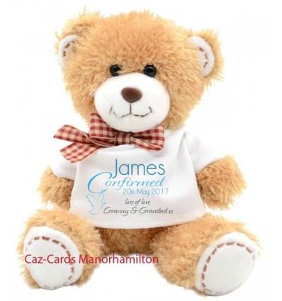 Confirmation Teddy Bear