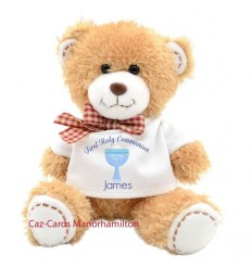 First Holy Communion Personalised Teddy