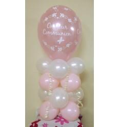 Balloon Column First Communion