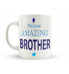 Amazing Brother Mug