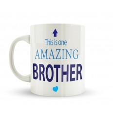 Amazing Brother Mug