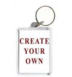 Create Your Own Keyring